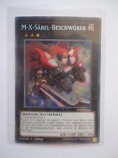 Minerva die erhabene Lichtverpflichtete BLLR-DE044 1 XYZ Auflage SCR Yu-Gi-Oh