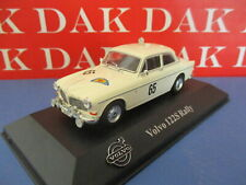 Die cast 1/43 Modellino Auto Volvo 122S Rally Sweden 1966 by Atlas