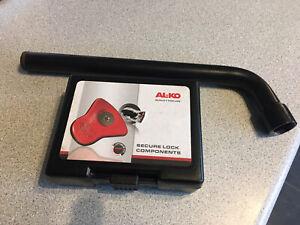 Alko Secure Wheel Lock Barrel and Keys Set Unregistered