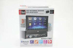 NEW - Dual Electronics XDVD179BT 7-inch LED Touch Screen Multimedia Receiver