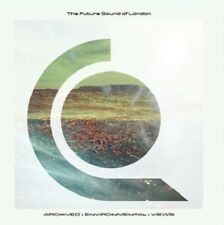 FUTURE SOUND OF LONDON - ARCHIVED ENVIRONMENTAL VIEWS   CD NEU
