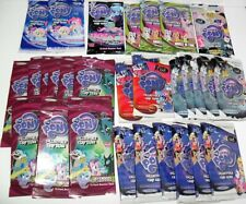 MY LITTLE PONY CCG CARD GAME BOOSTER PACKS LOT OF (30) RANDOM SERIES AS PICTURED