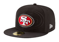 New Era 59Fifty NFL Cap San Francisco 49ers 2016 On Field Fitted Team Hat