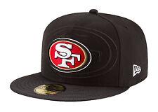 d6fa118b5d0fc2 Era 59fifty 2016 Official NFL on Field - Hat 7 1/8 San Francisco 49ers