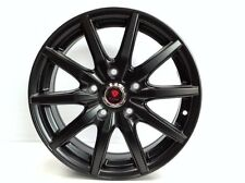 "BRAND NEW SET OF 4 x 16"" CAR ALLOY RIMS WHEELS 16""x6.5J ET38 5x120 WGS2005"