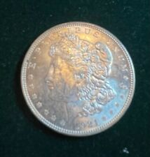 CC&C 1921 D Morgan Silver Dollar - BU - SHIPS FREE!