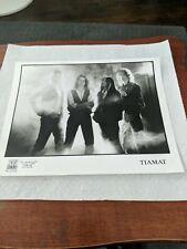 Tiamat Promotional Picture Century Media Records Johan Edlund