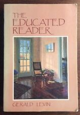 The Educated Reader (1988, Softcover) Gerald Levin PreOwnedBook.com