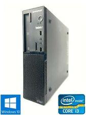 Lenovo Edge72 - 3493H3G - 500GB HDD, Intel Core i3-3220, 8GB RAM - Win 10 Pro