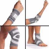 Adjustable Knee Ankle Elbow Wrist Compression Support Elastic Bandage Arthritis
