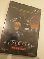Dvd APPLESEEED MANGA (THE BEGINNING ) nuevo precintado