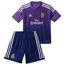 Maglie da calcio di squadre spagnole viola adidas Real Madrid