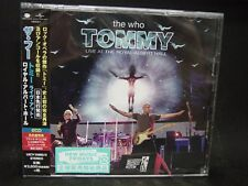THE WHO Tommy - Live At the Royal Albert Hall JAPAN 2CD Ringo Starr Band