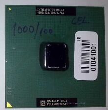 Procesador CELERON III 1000 MHz/128KB/100MHz 1,75V  Sockel 370 CPU