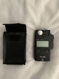 Polaris Flash Meter, Made In Japan By Aspen Corporation, Tokyo