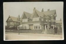 Scarborough Yorkshire   No 10 Belverdere Road in 1910  RP