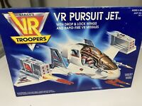 1995 VR Troopers Persuit Jet Gi joe ARAH Cobra Firebat Mold RARE New Sealed