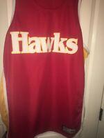 Vintage Majestic NBA Atlanta Hawks Jersey Size 3XL