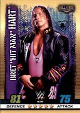 Wwe Slam Attax - 10th Edition-Nº 247-Bret? Hitman? Hart-Hall of Fame