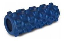 """Rumble Roller 12"""" BLUE RumbleRoller Deep Tissue Foam Massage RRC126 5"""" x 12"""""""