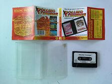 Rolling Thunder NAMCO Amstrad CPC 464 K7 cassette US GOLD