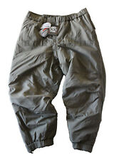 2 Military Water Resistant Cold Weather Insulated Ski Snowboard Pants Grey Large