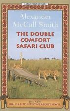 The Double Comfort Safari Club (No. 1 Ladies Detective Agency)-ExLibrary