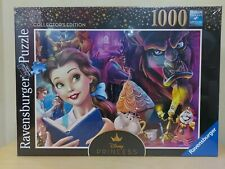 NEW Ravensburger Belle Disney Beauty & Beast 1000pc Jigsaw Puzzle Heroines No.2