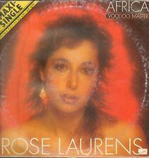ROSE LAURENS - Africa (Voodoo Master) - Wea – 24 9876-0 - Ita 1983