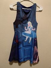 disney alice in wonderland dress