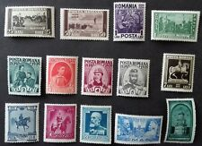 ROMANIA-RUMUNIA STAMPS MNH - Anniversary of the Birth of King Carol I,1939,**