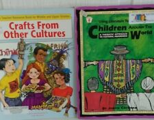 New ListingCrafts from Other Cultures Children Around the World Homeschool Diversity Books