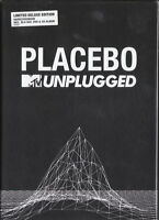 PLACEBO MTV Unplugged 2015 Deluxe Edition CD & DVD w/ Blu-ray Box Set NEW/SEALED
