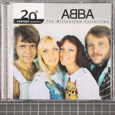20th Century Masters-The Millennium Collection: The Best of ABBA by ABBA CD