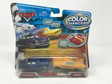 New Disney Pixar Cars 2 Color Changers Doc Hudson & Ramone Rare