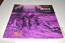 """█ Vinyle 12"""" (30cm) UNE JOURNEE AU TEMPS DE JESUS Le soir de Pâques n° 30-105 █"""