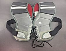 """Adidasâ""""¢ ~ Excel Lacrosse Shoulder Pad Liner ~ Climalite ~ Youth Sz Large"""