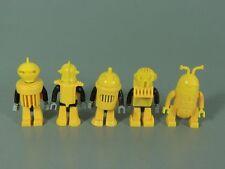 STECKIS: Die Più piccoli nel Cosmo 1987 - Set completo giallo