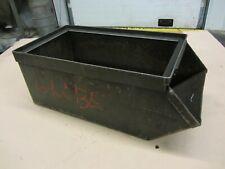 55 Vintage Stackbin MetalPan Industrial Stacking Bin Parts Bin Industrial