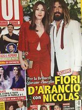 Voi 2019 12.Monica Bellucci & Nicolas Lefebvre,Daniele Liotti,Elisa Isoardi