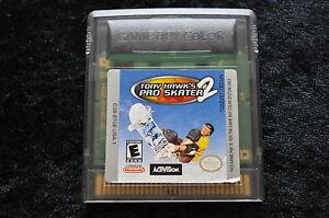 Tony Hawk's Pro Skater 2 Gameboy Color