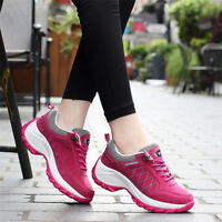 Outdoor Casual Women's Sports Running Shoes Shock ABSORBING Trainer Sneakers
