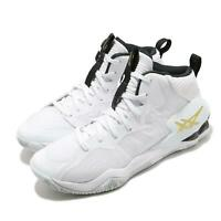 Asics Nova Surge White Gold Black Men Basketball Shoes Sneakers 1061A027-102