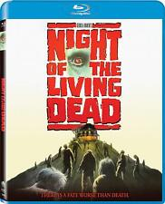 NIGHT OF THE LIVING DEAD (1990)-  Blu Ray - Sealed Region free for UK