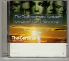 (GT528) The Cardigans, Gran Turismo - 1998 CD