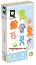 Cricut CAR DECALS Cartridge NEW & SEALED IN PACKAGE Family Kids Mom Dad