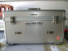 SONY VIDEO Hi 8  - INDUSTRIAL PROFESSIONAL - USED VIDEO CAMERA  STORAGE CASE