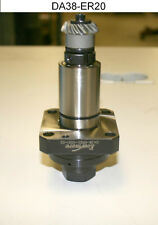 LIVE AXIAL MILLING TOOL HDR,   DA38-ER20
