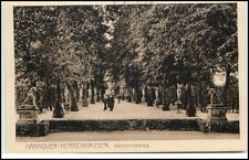 HANNOVER Niedersachsen um 1920 Sommer-Theater Partie in HERRENHAUSEN alte AK