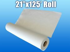 """12 Rolls of Disposable Paper 21"""" X 125' Smooth Crepe White Massage Exam Table"""